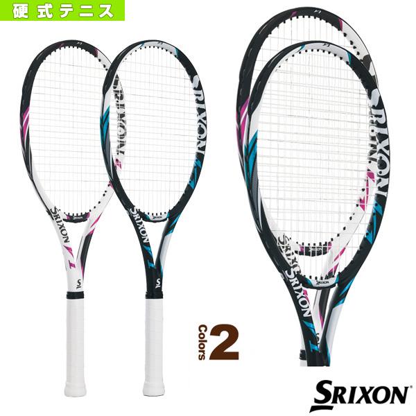 [スリクソン テニス ラケット]SRIXON V1/スリクソン V1(SR21808)硬式テニスラケット硬式ラケット
