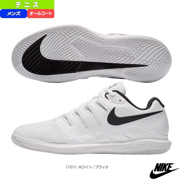 [ナイキ テニス シューズ]コートエアズームヴェイパー X HC/メンズ(AA8030)