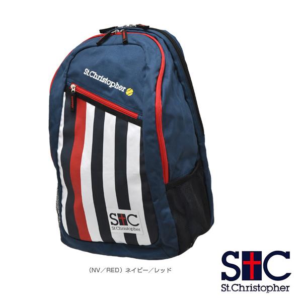 [セントクリストファー テニス バッグ]バックパック(STC-AHB3020)