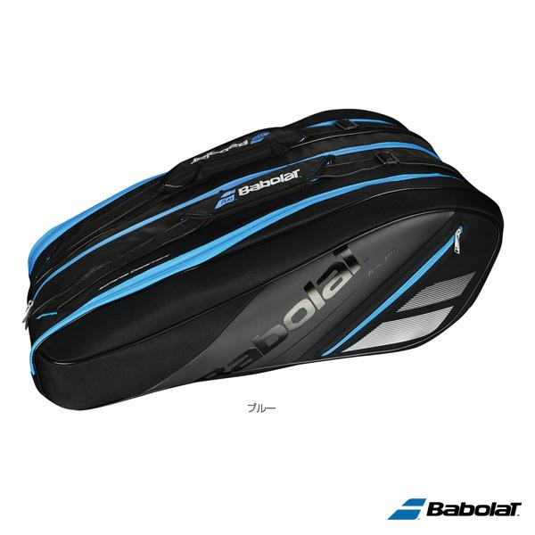 [バボラ テニス バッグ]TEAM LINE RACKET HOLDER X 12/ラケットバッグ/チームライン/ラケット12本収納可(BB751155)