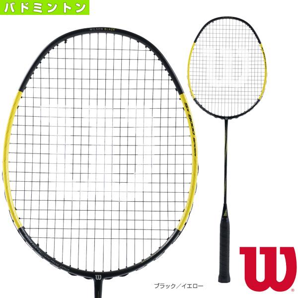 [ウィルソン バドミントン ラケット]BLAZE SX 9000 SPIDER/ブレイズ SX 9000 スパイダー(WRT8825202)