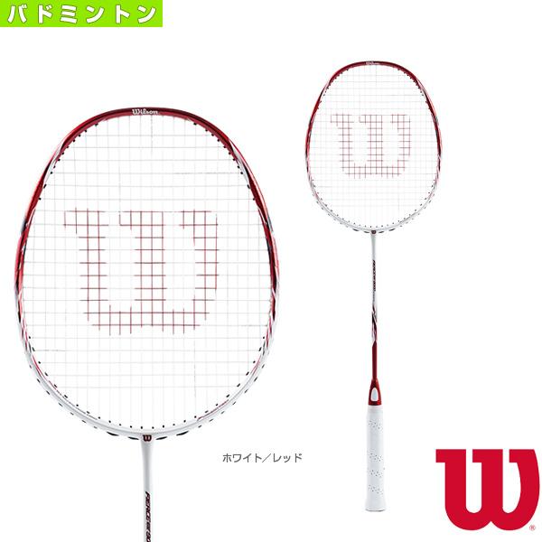 [ウィルソン バドミントン ラケット]FIERCE CX 9000 SPIDER/フィアース CX 9000 スパイダー(WRT8865202)