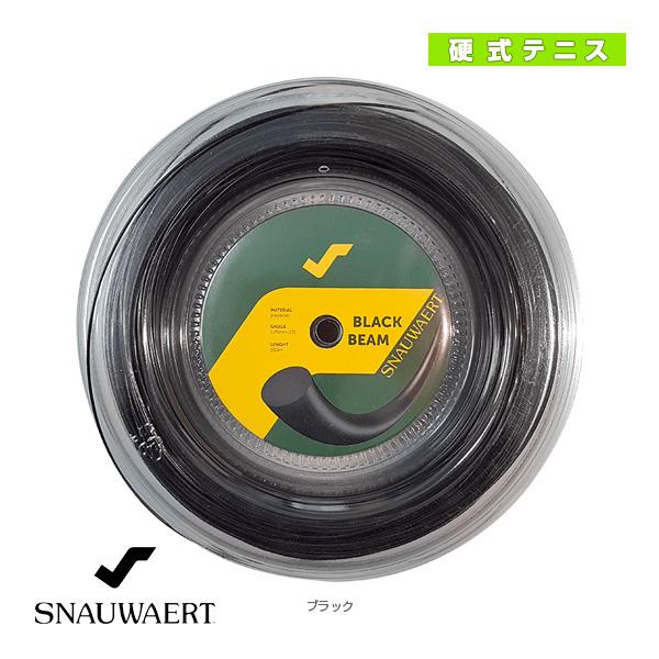 [スノワート テニス ストリング(ロール他)]Black Beam 125 200mReel/ブラックビーム125 200mリール(3S0026R12)