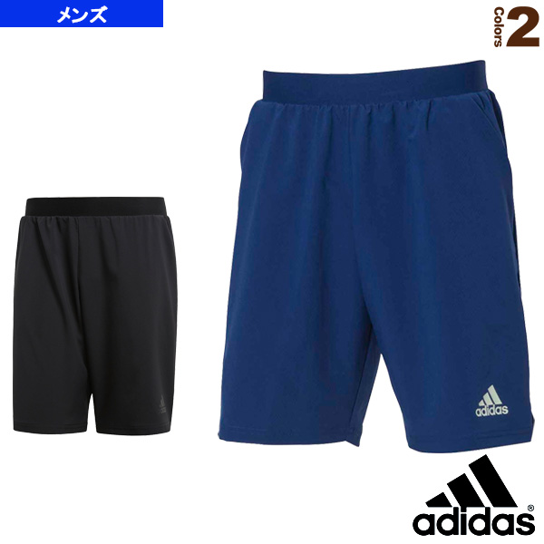 men adidas training climachill shorts in blue adidas originals ... 65325a57efb46
