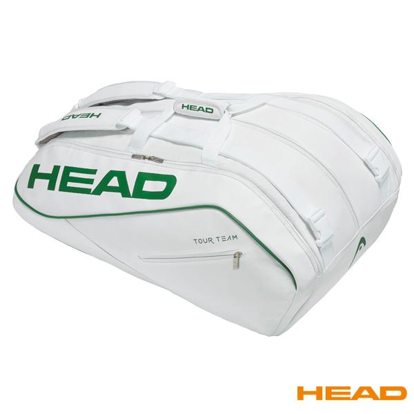 [ヘッド テニス バッグ]White 12R Monstercombi/ホワイト 12R モンスターコンビ(283388)