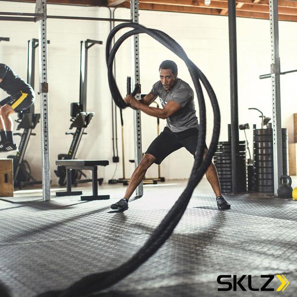 [スキルズ オールスポーツ トレーニング用品]TRAINING ROPE PRO/トレーニングローププロ(021915)