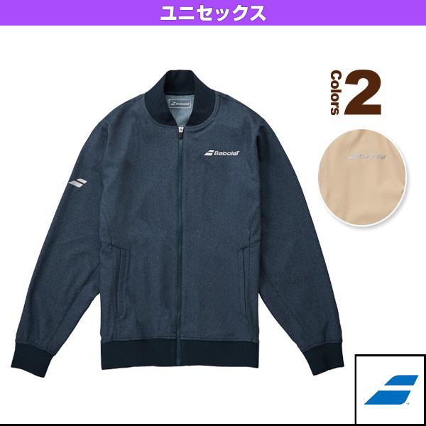 [バボラ テニス・バドミントン ウェア(メンズ/ユニ)]デニムジャケット/カラープレイライン/ユニセックス(BTUMJK43)