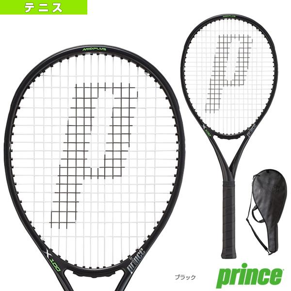 [プリンス テニス ラケット]Prince X100/エックス100/左利き用(7TJ080)硬式テニスラケット硬式ラケット