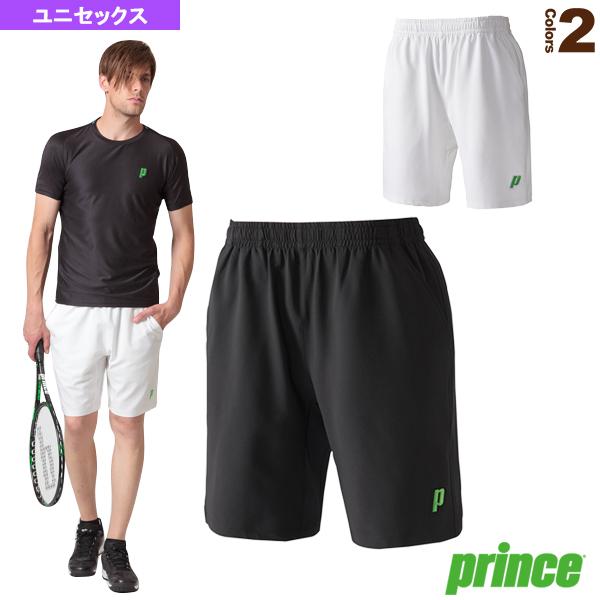 [プリンス テニス・バドミントン ウェア(メンズ/ユニ)]ハーフパンツ/ユニセックス(WU8215)テニスウェア男性用