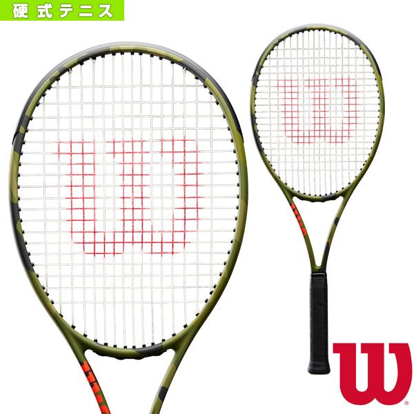 [ウィルソン テニス ラケット]BLADE 98L CAMOUFLAGE/ブレード 98L カモフラージュ(WRT741320)
