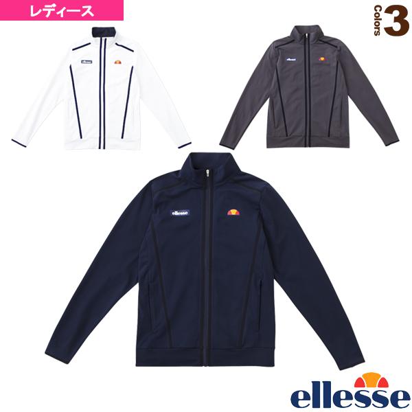 [エレッセ テニス・バドミントン ウェア(レディース)]ツアートリコットジャケット/Tour Tricot Jacket/レディース(EW58300)