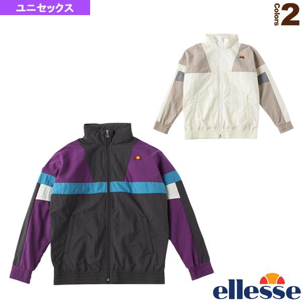 [エレッセ テニス・バドミントン ウェア(メンズ/ユニ)]ヘリテージ カラーブロックウインドジャケット/Color Block Wind Jacket/ユニセックス(EH58302)