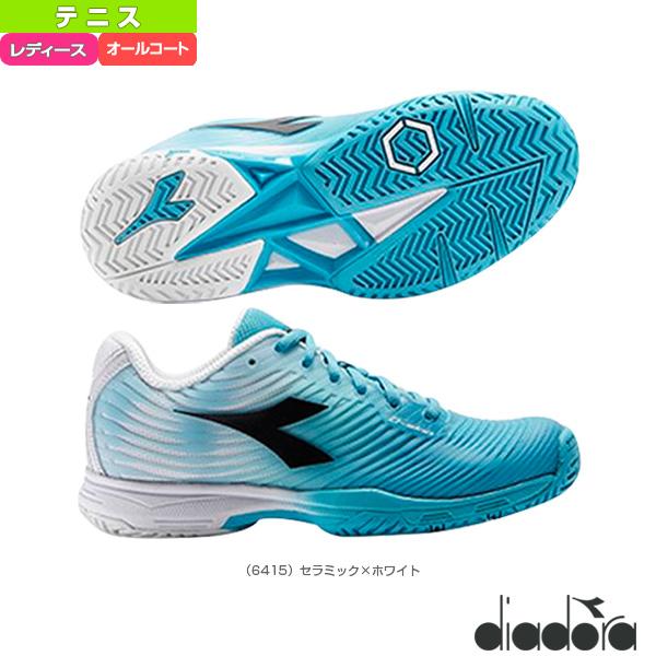 [ディアドラ テニス シューズ]SPEED COMPETITION 4 W AG/スピードコンペティション 4 W AG/レディース(172998)