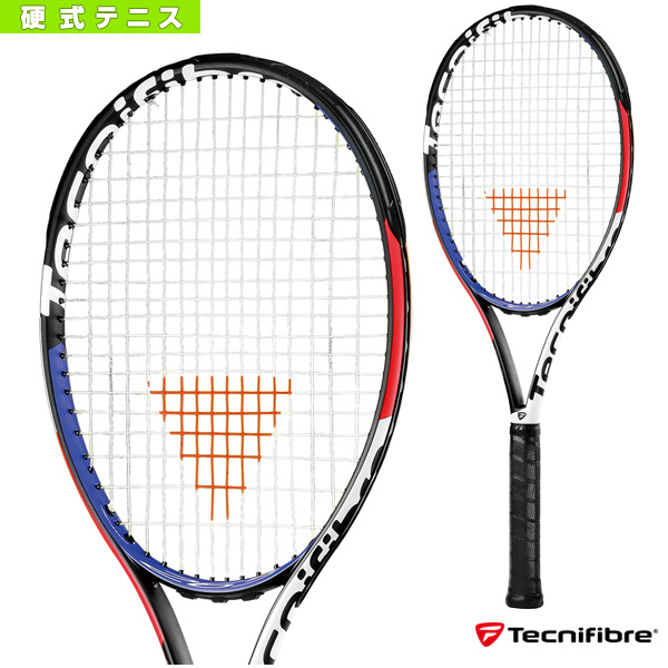 [テクニファイバー テニス ラケット]T-FIGHT 265 XTC/ティーファイト 265 エックスティーシー(BRFT07)硬式テニスラケット硬式ラケット