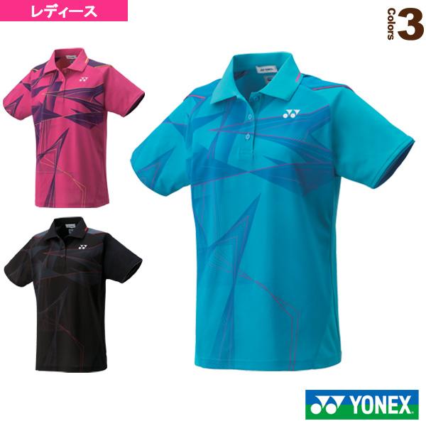 [ヨネックス テニス・バドミントン ウェア(レディース)]ゲームシャツ/レギュラータイプ/レディース(20444)
