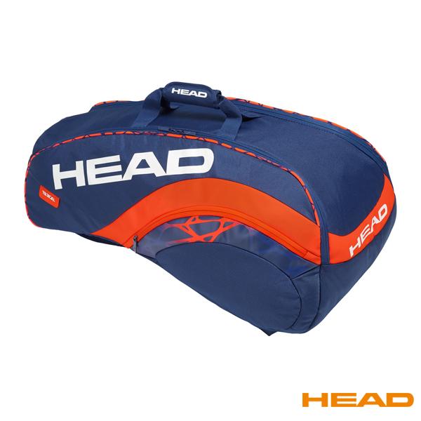 [ヘッド テニス バッグ]Radical 9R Supercombi/ラジカル スーパーコンビ 9本入れ(283319)ラケットバッグ