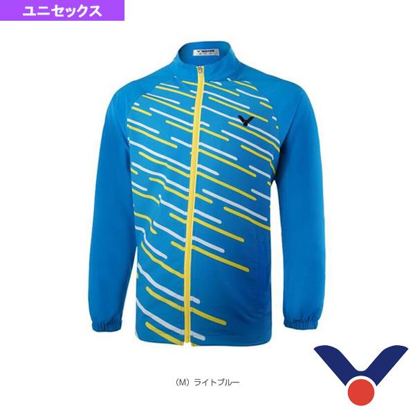 ヴィクター 迅速な対応で商品をお届け致します テニス 最安値に挑戦 バドミントン ウェア メンズ ユニ ユニセックス J-80603 ウォームアップシャツ