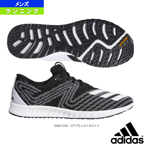 purchase cheap 26dc0 0a12c Adidas running shoes aerobounce pr m エアロバウンス PR men (AQ0106)