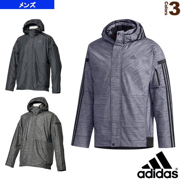 [アディダス オールスポーツ ウェア(メンズ/ユニ)]M adidas 24/7 中綿ウインドパーカー/メンズ(FKK30)