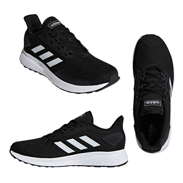 04f18bcb33c0  Adidas lifestyle shoes  DURAMO 9 WIDE M  デュラモ 9 wide   men (BB7953)