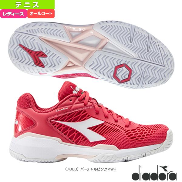 [ディアドラ テニス シューズ]SPEED COMPETITION 5 W AG/スピードコンペティション 5 W AG/レディース(174437)オールコート用