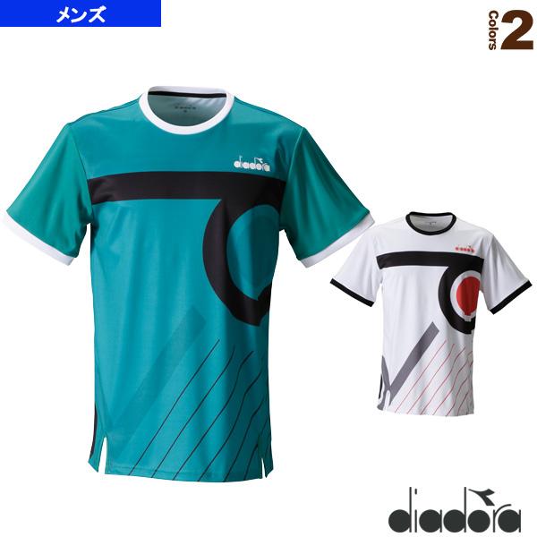 [ディアドラ テニス・バドミントン ウェア(メンズ/ユニ)]コンペティションシャツ/メンズ(DTG9330)