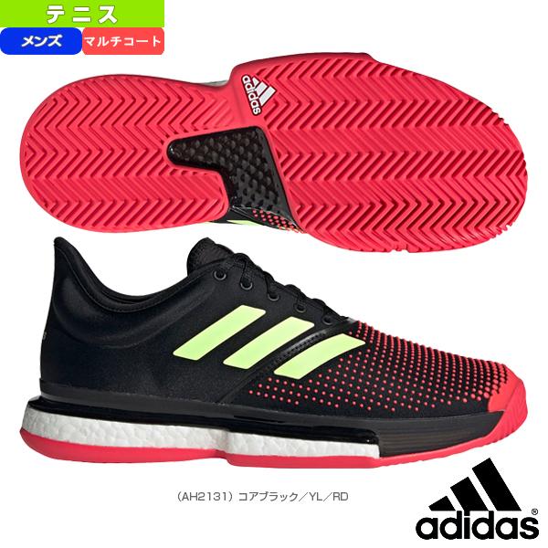 マルチコートシューズ/ F36713 【アディダス】 メンズ/ ソールコートブースト/ adidas SoleCourt Boost M MC (DBI16)