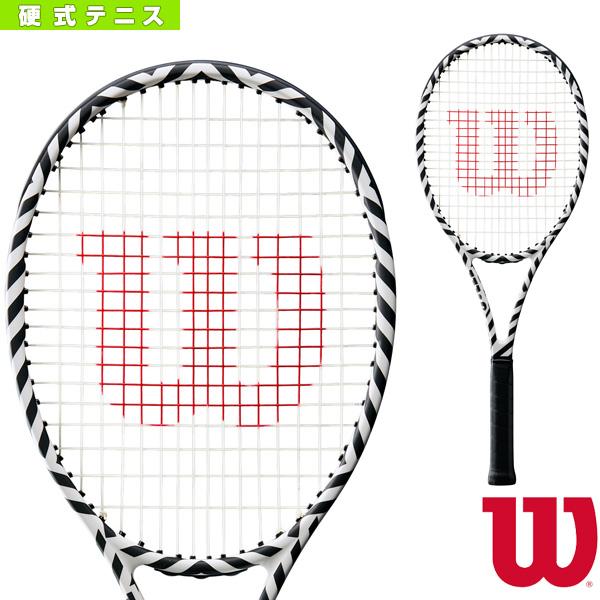 [ウィルソン テニス ラケット]2019年04月上旬【予約】PRO STAFF 97L BOLD EDITION/プロスタッフ 97L ボールドエディション(WR001711)(限定モデル)