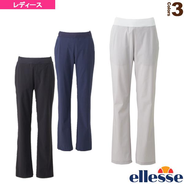 [エレッセ テニス・バドミントン ウェア(レディース)]エラクションストレートパンツ/Elaction Straight Pants/レディース(EW99104)