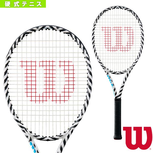 [ウィルソン テニス ラケット]ULTRA 100L BOLD EDITION/ウルトラ 100L ボールドエディション(WR001311)(限定モデル)