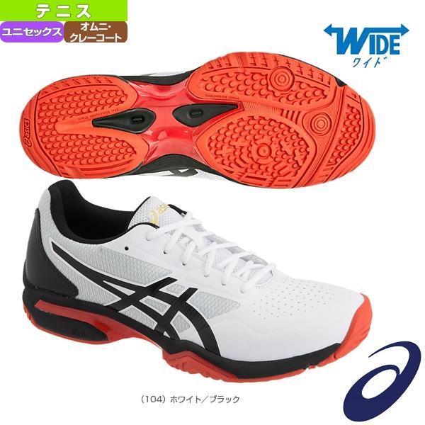 [アシックス テニス シューズ]PRESTIGELYTE 2 OC/プレステージライト2 OC/ワイド/ユニセックス(1043A006)オムニクレー用(ワイドモデル)
