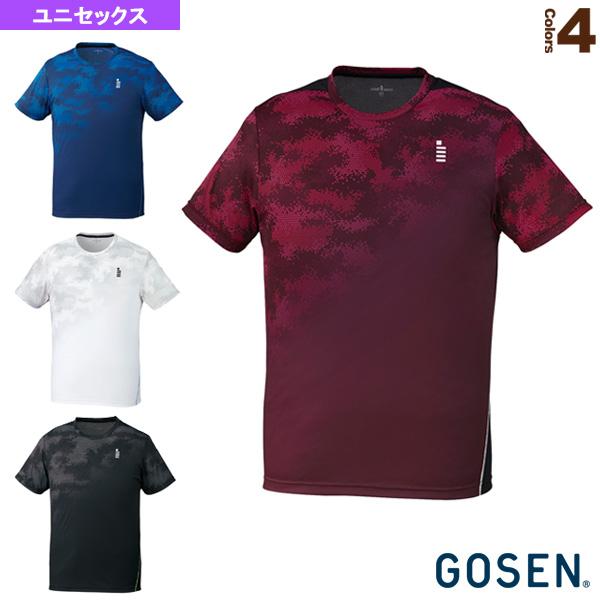 [ゴーセン テニス・バドミントン ウェア(メンズ/ユニ)]ゲームシャツ/ユニセックス(T1912)