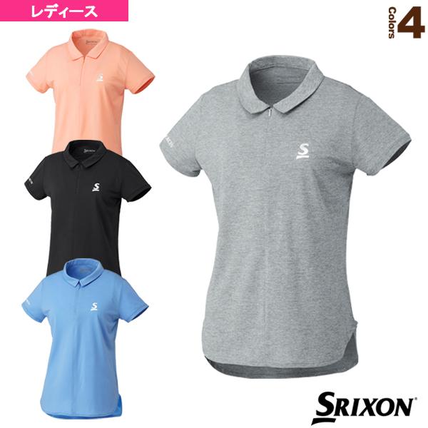 スリクソン テニス バドミントン スピード対応 希少 全国送料無料 ウェア ツアーライン ポロシャツ SDP-1922W レディース