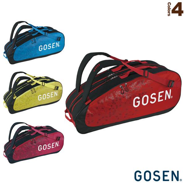当店は最高な サービスを提供します ゴーセン お得セット テニス バッグ ラケットバックパック ラケット6本収納可 BA19AR6 Athlete6
