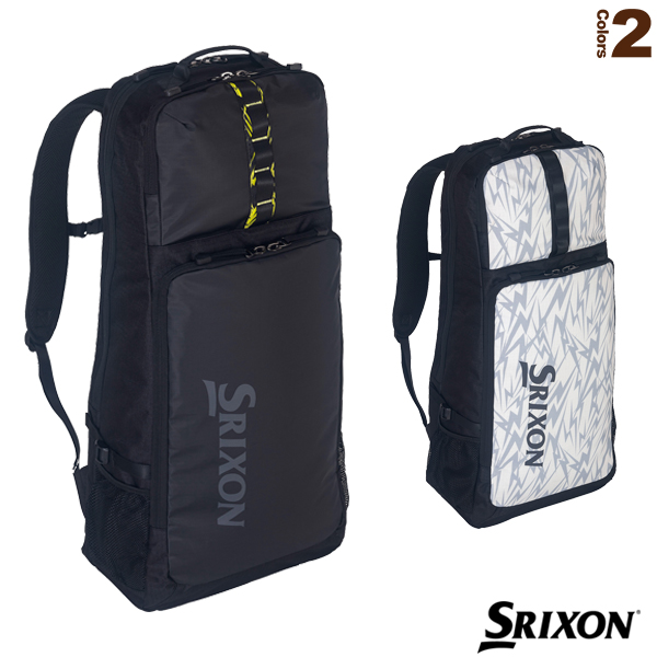 [スリクソン テニス バッグ]ラケットバッグ/TOUR LINE/ラケット2本収納可(SPC2910)