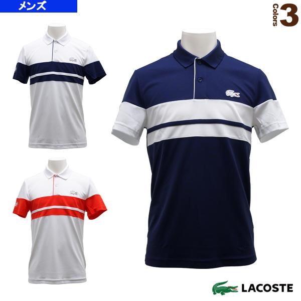 promo code a079d 30faa [Lacoste tennis badminton wear (men's / uni-)] ROLAND GARROS/POLOS/ polo  shirt / short sleeves / men (DH3468L)