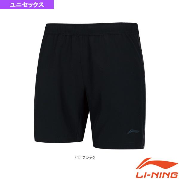 [リーニン テニス・バドミントン ウェア(メンズ/ユニ)]ハーフパンツ/ユニセックス(AAPN303)