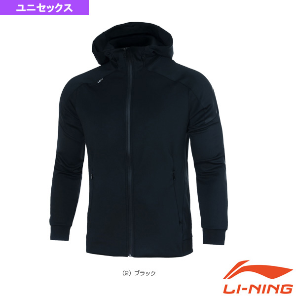 [リーニン テニス・バドミントン ウェア(メンズ/ユニ)]ウォームアップジャケット/ユニセックス(AWDN355)