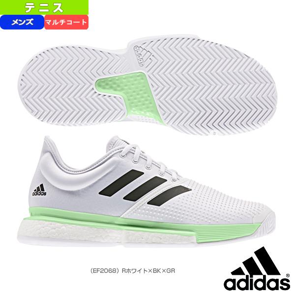 [アディダス テニス シューズ]SoleCourt Boost M/ソールコートブースト M/メンズ(EF2068)