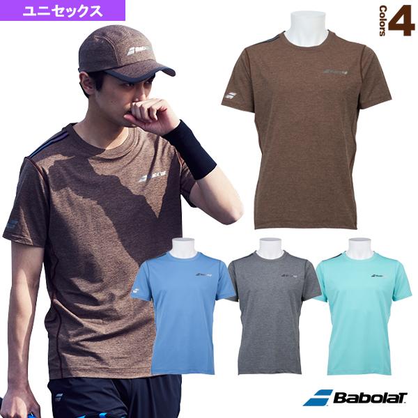 [バボラ テニス・バドミントン ウェア(メンズ/ユニ)]ショートスリーブシャツ/フラッグシップライン/ユニセックス(BTUOJA00)