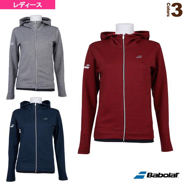 記念日 バボラ テニス バドミントン ウェア ジャガードジャケット カラープレイライン BTWOJK48 レディース 2020秋冬新作