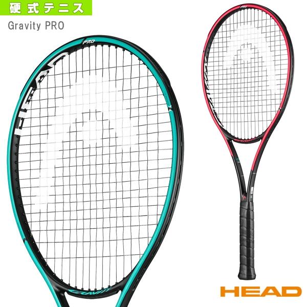 [ヘッド テニス ラケット]Graphene 360+ Gravity PRO/グラビティ プロ(234209)