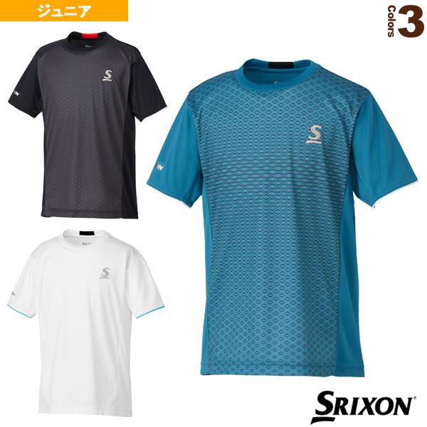 [スリクソン テニス ジュニアグッズ]ゲームシャツ/ジュニア(SDP-1942J)