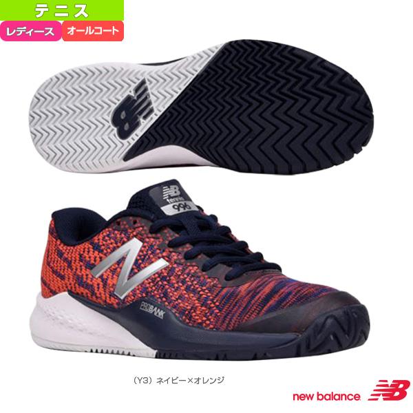 [ニューバランス テニス シューズ]WCH996V3/2E(幅広)/オールコート用/レディース(WCH996)