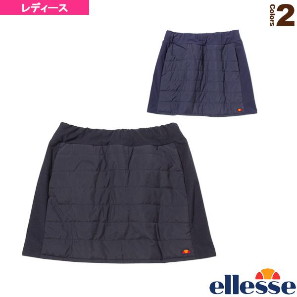 エレッセ テニス バドミントン ウェア レディース Skirt 返品交換不可 Winter 捧呈 ベースラインウインタースカート EW29306 Baseline