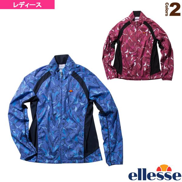 [エレッセ テニス・バドミントン ウェア(レディース)]ツアープラスジャケット(P)/Tour Plus Jacket(P)/レディース(EW59303P)