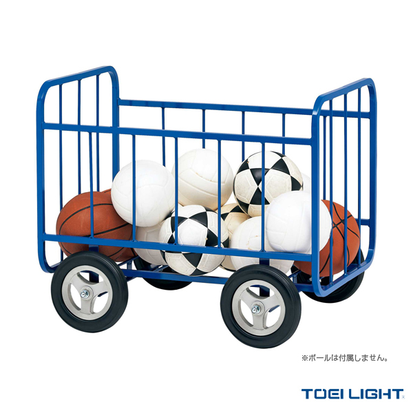 TOEI トーエイ オールスポーツ 設備 送料別途 B-2751 人気の製品 ボールカゴ90一体型 高級品 備品
