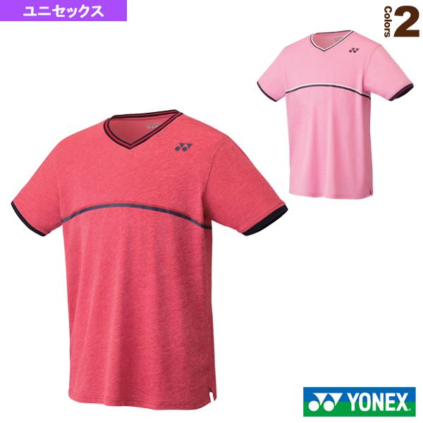 [ヨネックス テニス・バドミントン ウェア(メンズ/ユニ)]ゲームシャツ/フィットスタイル/ユニセックス(10281)