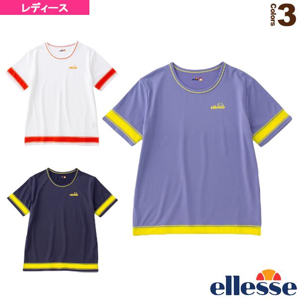 特別セール品 エレッセ テニス バドミントン ウェア レディース Game ついに入荷 ゲームシャツ EW00121 Shirts