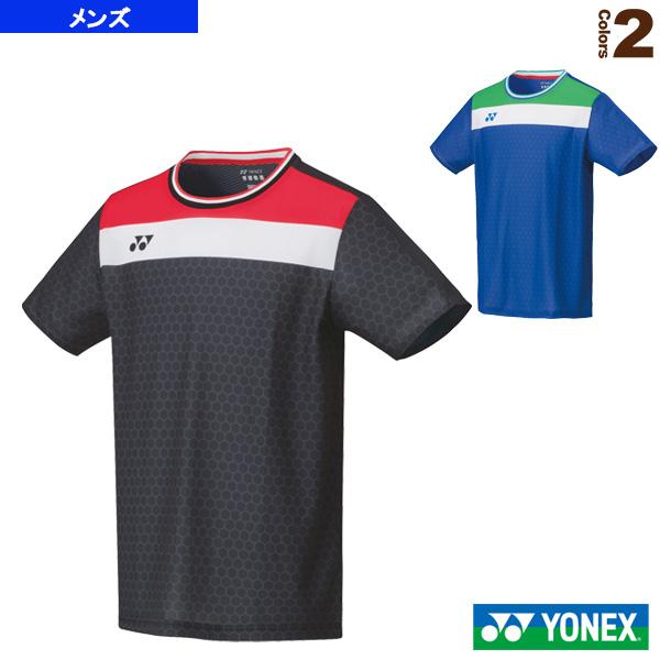 ヨネックス テニス バドミントン ウェア メンズ ゲームシャツ フィットスタイル 保証 ユニ 10330 公式ストア